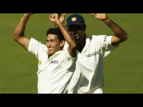 From the Vault: Agarkar takes six in famous Indian win