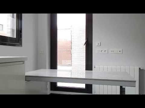 Barra de cocina deslizable  YouTube