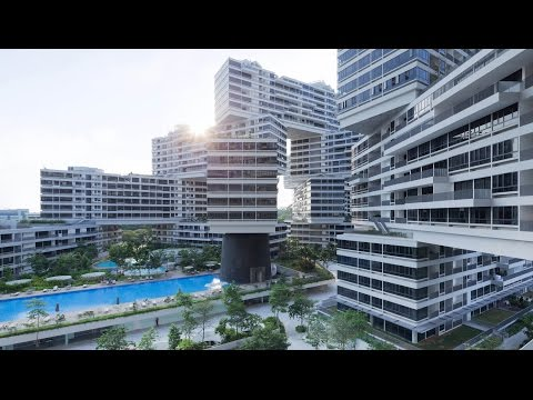 The Interlace by Ole Scheeren: World Building of the Year 2015
