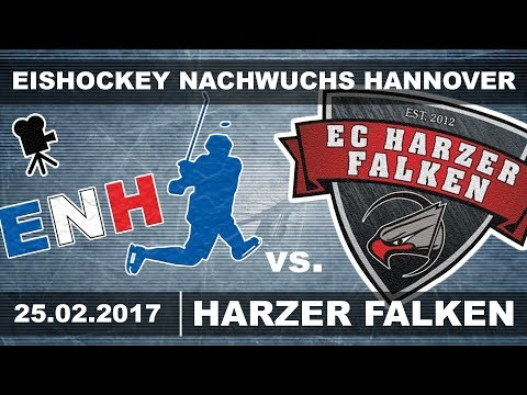 Gamereport - ENH Bambini B vs. Harzer Falken - 25.02.2017