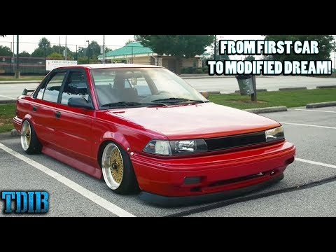 proof you can modify any car modified toyota corolla story youtube car modified toyota corolla story
