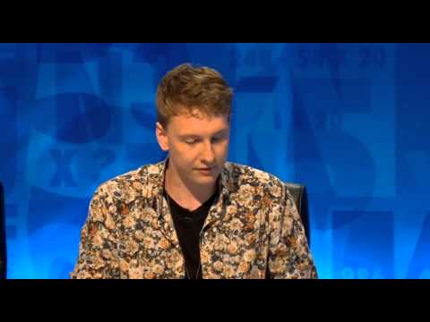 8 Out of 10 Cats Does Countdown - Joe Lycett and parking fines