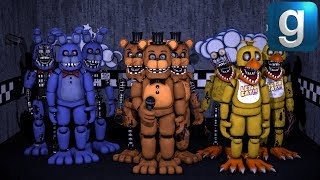 Gmod FNAF | Five Lost Nights At Freddy's