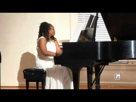 Reflections on 9/11: Karen Walwyn, Piano