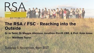 RSA Replay: The RSA / FSC Event - Reaching into the Outside