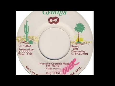 B. J. King / (Hoochie Coochie Man) I'm Here (Cynthia 1002) 1978 mp3