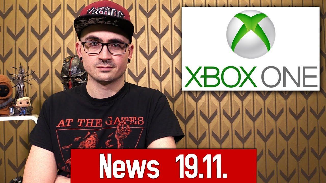 Die News vom 19 11 2018: Neue Xbox One 2019, H1Z1 Pro League am Ende
