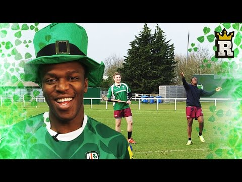 KSI - St. Patrick's Day Special. Crazy Irish Sport Challenge?!? | Rule'm Sports
