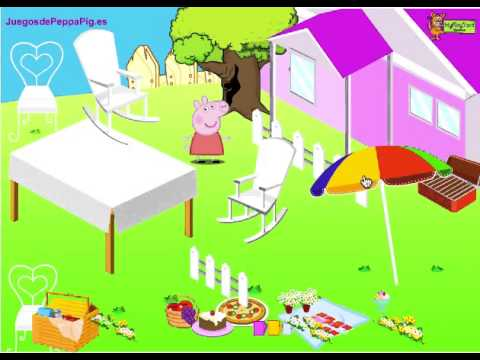 Juego: Jardín de Peppa Travel Video