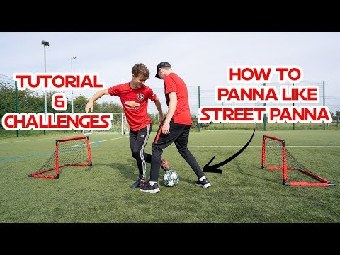How To PANNA Like Street Panna!! Tutorials And Challenges!