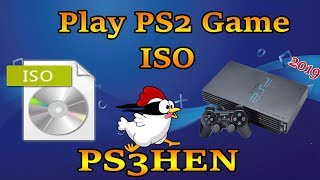 How To Play PS2 Game ISO With PS3HEN v2.0.2 2019