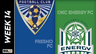 Fresno FC vs OKC Energy FC: June 8th, 2019