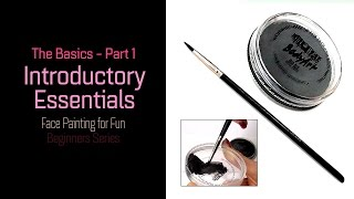 LINEWORK Tutorial Part1: Face Painting for Fun - Beginners Series