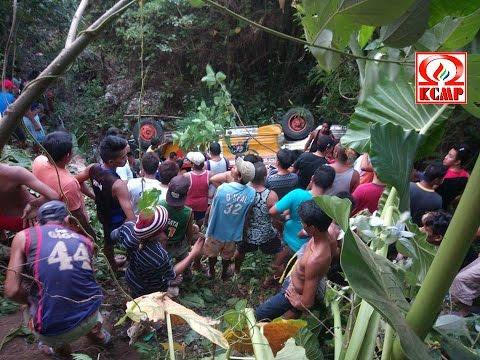 Vehicular Accident in Matnog, Sorsogon 3 confirmed dead