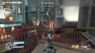Overwatch Le bonjour de Hanzo