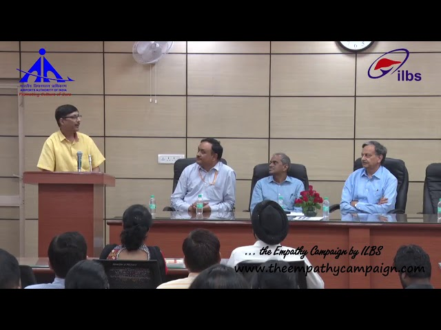 Sh. Mayank Aggarwal in Hepatitis Awareness Camp organised by ILBS at DDNews
