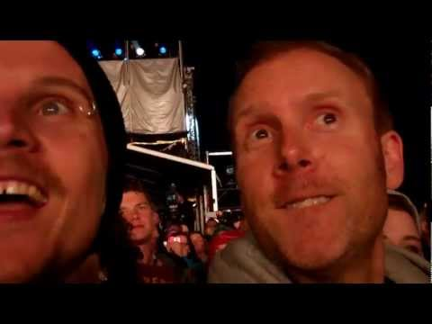 Metallica - Download 2012 - Enter Sandman (+ Metalli-singalong!)