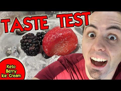 best-berry-keto-ice-cream-recipe-in-an-ice-cream-maker- -taste-test-&-review