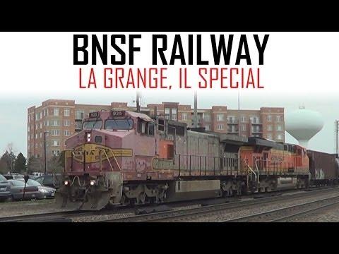 La Grange, IL Special | Loads of Trains on The Racetrack!