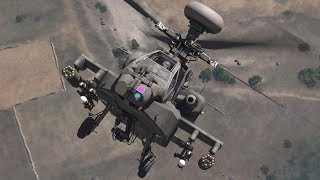 The World's Fastest Helicopter Right Now   AH-64 Apache