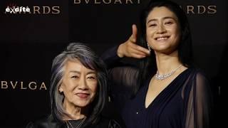 女優でモデルの小雪が 舞浜アンフィシアターで開催した「BVLGARI AVRORA AWARDS 2019」 ゴールデンカーペットセレモニーを行った。 授賞式には、受賞者...