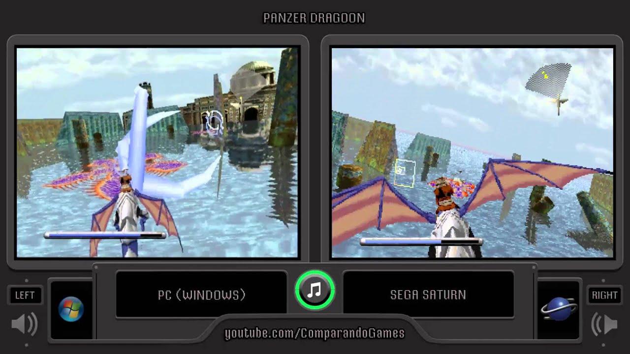 [Análise Retro Game] - Panzer Dragoon - Sega Saturn/PC/PS2 Maxresdefault