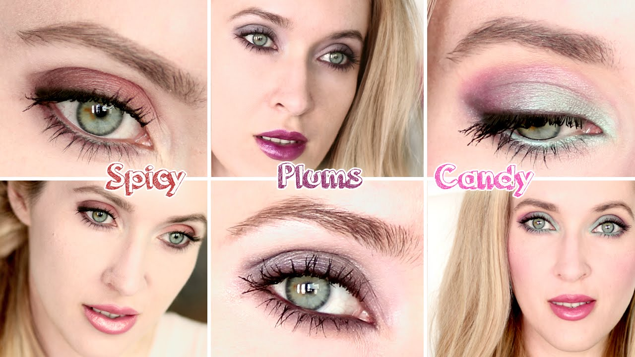 tuto maquillage d 39 t 2015 3 en 1 concours too faced youtube. Black Bedroom Furniture Sets. Home Design Ideas