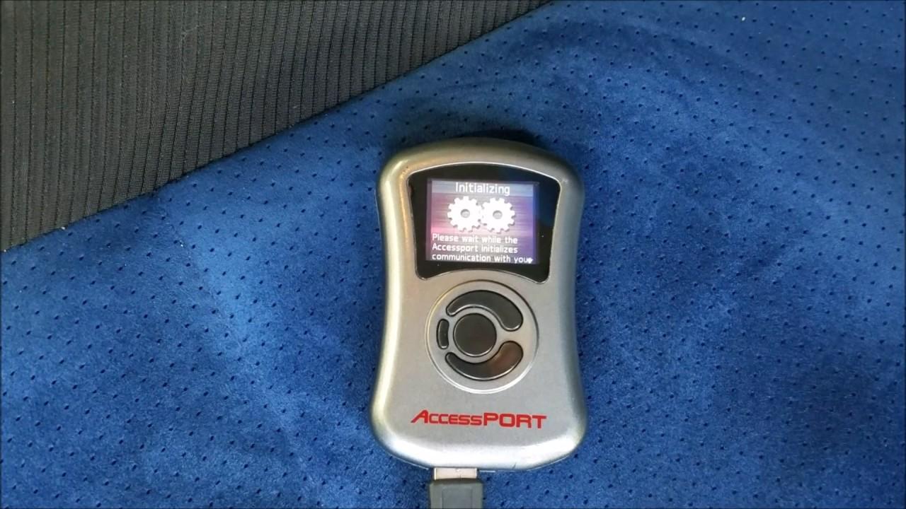2006 Subaru WRX STI How To Swap Fuel Maps With A Cobb Accessport