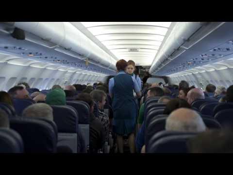 Aer Lingus flight EI3254 Dublin to Edinburgh