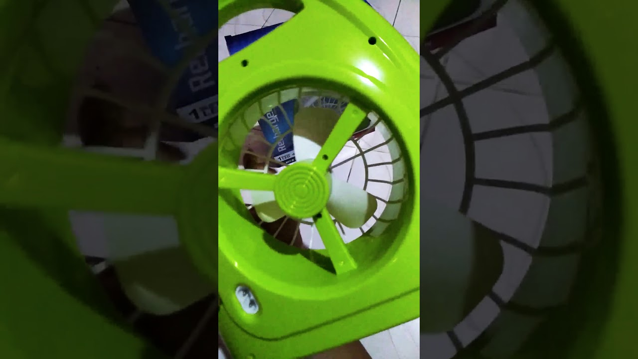 Lampu Emergency Kipas Surya Sft L2410 Youtube