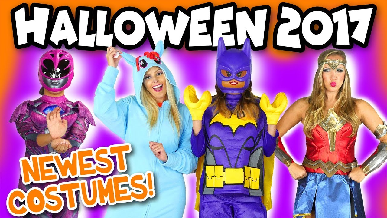 halloween costumes we go shopping for friends. totally tv - youtube