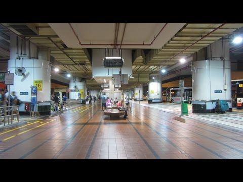 SMRT - Final Moments of old Woodlands Regional Interchange (+ Sneak Preview of Temp Interchange)