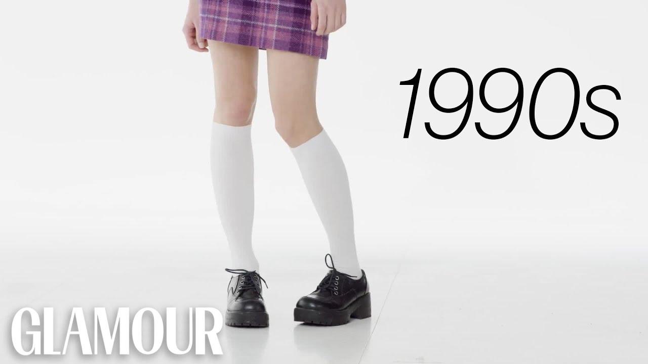 100 Years of Hemlines   Glamour