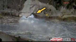 Adana Kozan Gökdere Köprü Baraji Patlama (Geyve.com)