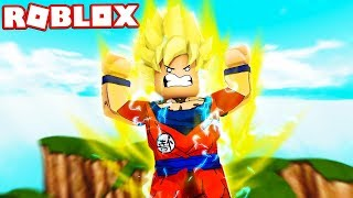 HOW TO GO SUPER SAIYAN IN ROBLOX! (ROBLOX DRAGON BALL Z)