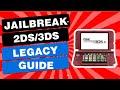 New Nintendo 3DS Jailbreak Guide 2020 | Hack New Nintendo 3DS