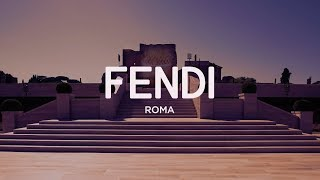 Fendi Couture Fall/Winter 2019-2020 Show