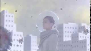 英玲奈(えりな)出演CM 三次元高密着マスク『シールド』篇 女性タレン...