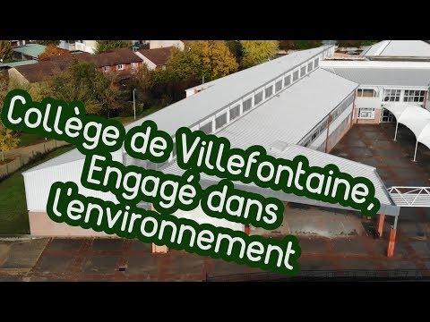 Les actions en faveur de l'environnement [Collège de Villefontaine]