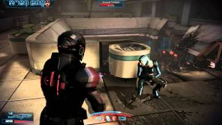 Mass Effect 3 Ep 7: Sur'Kesh Insanity Infiltrator Playthrough w/ Live Commentary