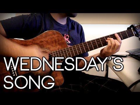 [Guitar Cover] John Frusciante - Wednesday's Song