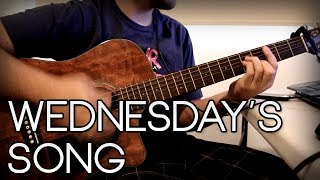 [Guitar Cover] John Frusciante - Wednesday