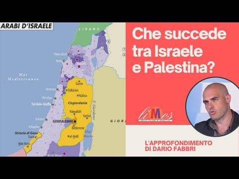 Che succede tra Israele e Palestina?