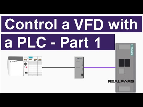 How to Control a VFD with a PLC - Part 1 (Configuring ControlLogix