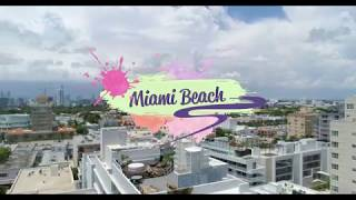 Miami Beach | Ocean Drive | Drone Video 4K