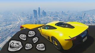 LA MEJOR CARRERA TROLL! - CARRERA GTA V ONLINE - GTA 5 ONLINE
