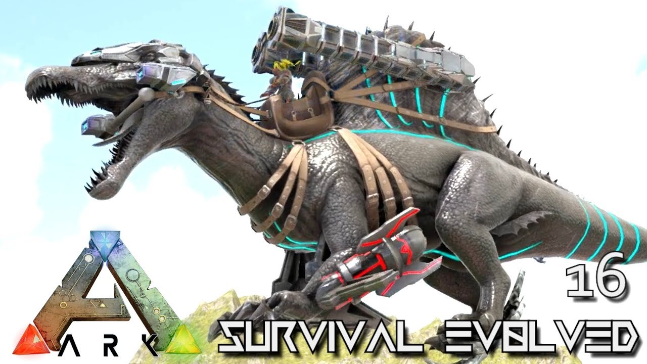 ark how to download free dino tech armor