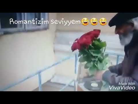 Watsapp ucun 30 saniyelik romantik video