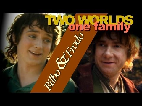 (HD) Two worlds, One f...