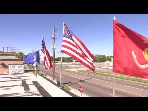 Dispute Over Military Flags Resolved